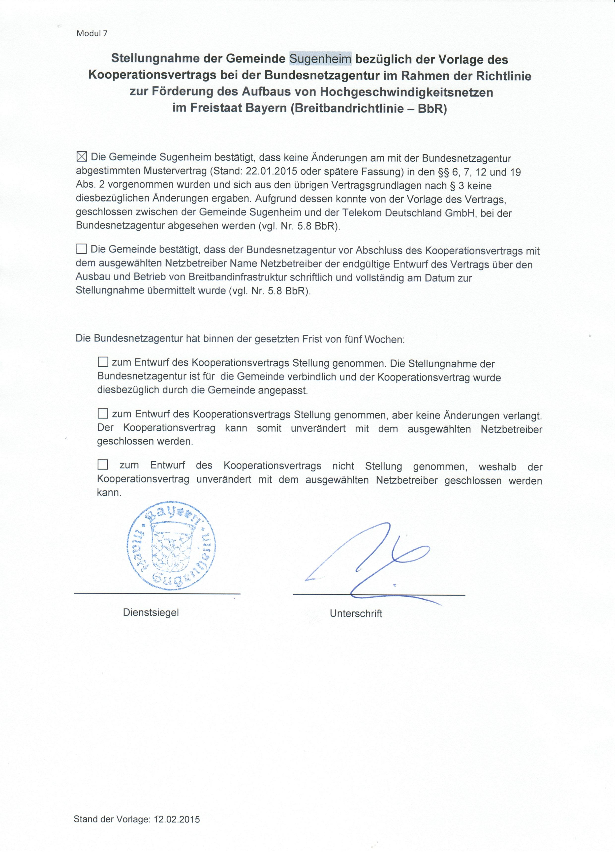 Ziemlich Kooperationsvereinbarung Vorlage Zeitgenössisch - Beispiel ...